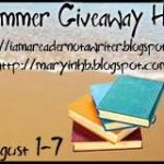 Summer Giveaway Hop- Win Your Choice of Books!