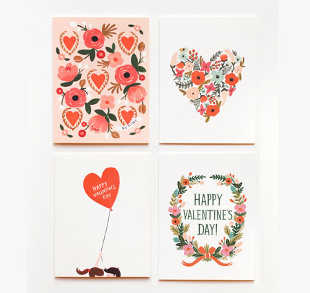 Pretty Paper Things Valentines Day round-up