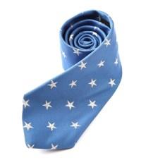 Lurex Star Tie - Ties - Childrens Accessories - Accessories