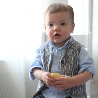 Reversible Baby Vest Tutorial w/ FREE Pattern