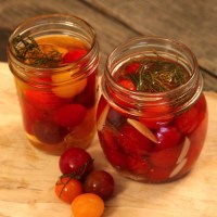 How to Pickle Tomatoes: The Best / Easiest Recipe