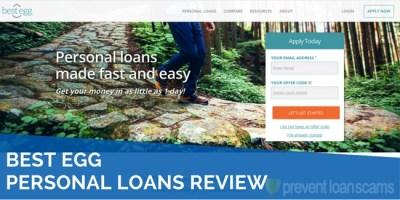 Best Egg Personal Loans Review 2018 | Interest Rates & Comparison