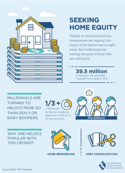 Seeking Home Equity [Infographic]