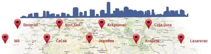 prevoz i selidbe u svim gradovima Srbije