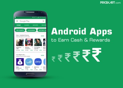 Top 5 Android Apps That Will Earn You Cash & Rewards