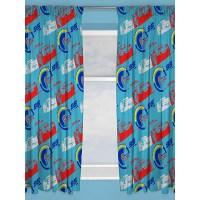 Disney Cars 3 Lightning Curtains | Bedroom