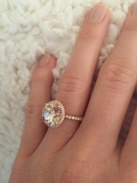 Jewel of the Week - Stunning Champagne Diamond and Rose ...
