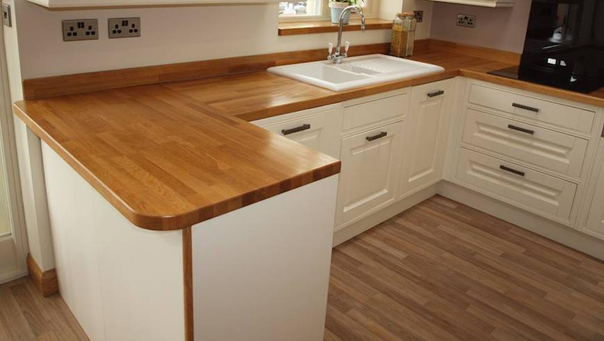The Cost To Replace Kitchen Worktops