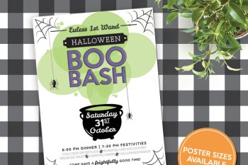 Cute Halloween Invites & 9 Quick & Easy Halloween Ideas Revisted