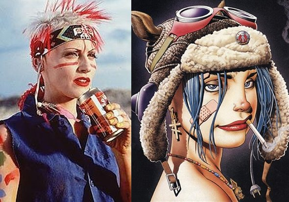 Tank Girl And Booga Wallpaper 14 Things You Need To Know About Ruby Rose