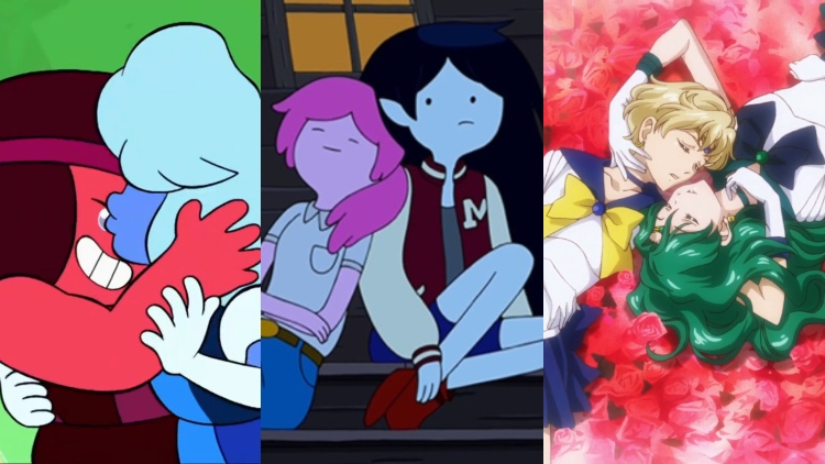 10 Modern Kids Shows with Awesome Queer Characters