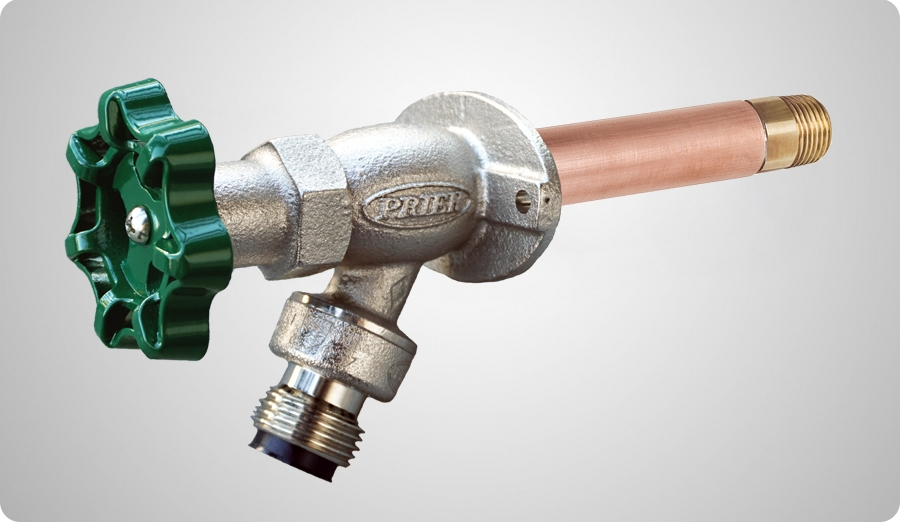 PRIER Announces New Product P-154 Lead-Free Residential Hydrant