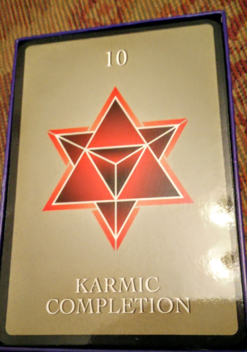 karmic completion