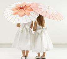 coral parasols