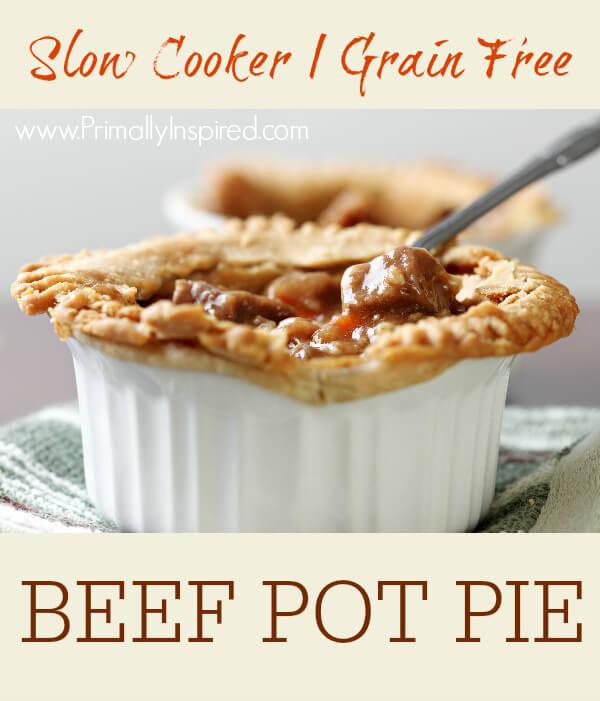 Paleo Beef Pot Pie II