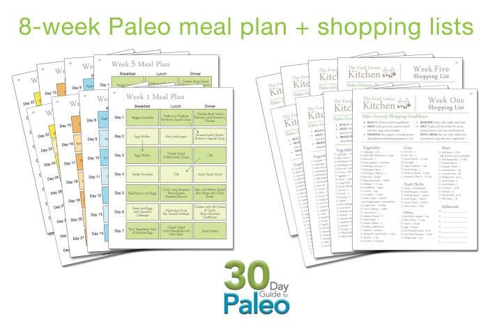 10 tips on how to Go Paleo for a month - Primal Palate Paleo Recipes - meal plans