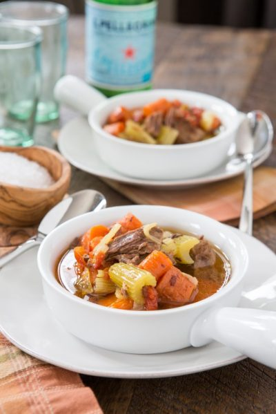 Pressure Cooker Beef Stew - Primal Palate | Paleo Recipes
