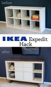 Expedit Ikea Hack | www.imgkid.com - The Image Kid Has It!