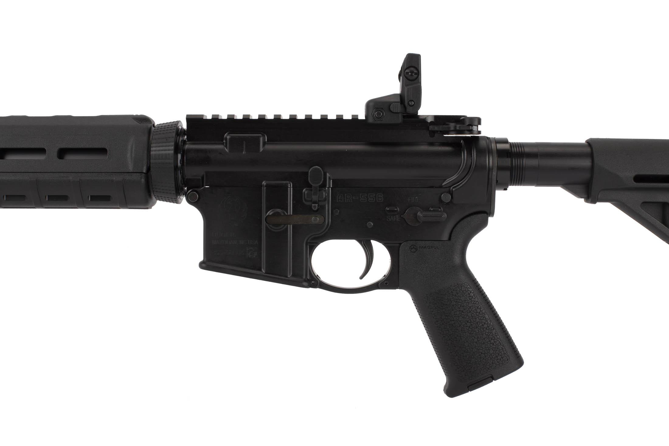 Ruger Ar 556 16quot 556 Nato 18 Carbine Length Rifle