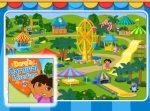 Dora Carnival Adventure Game