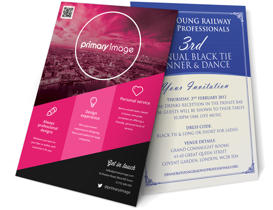 Flyer  Leaflet Design - Primary Image