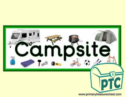 Caravan Park Campsite Role Play Resources Primary