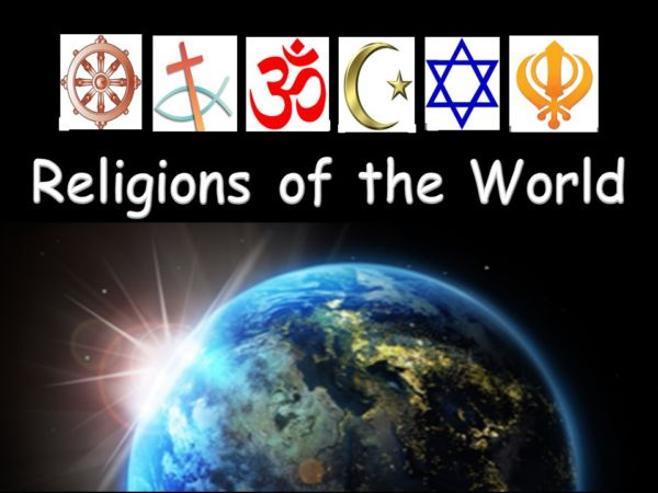 World Religion Day PowerPoint for KS2 World Religions PowerPoint - buddhism powerpoint