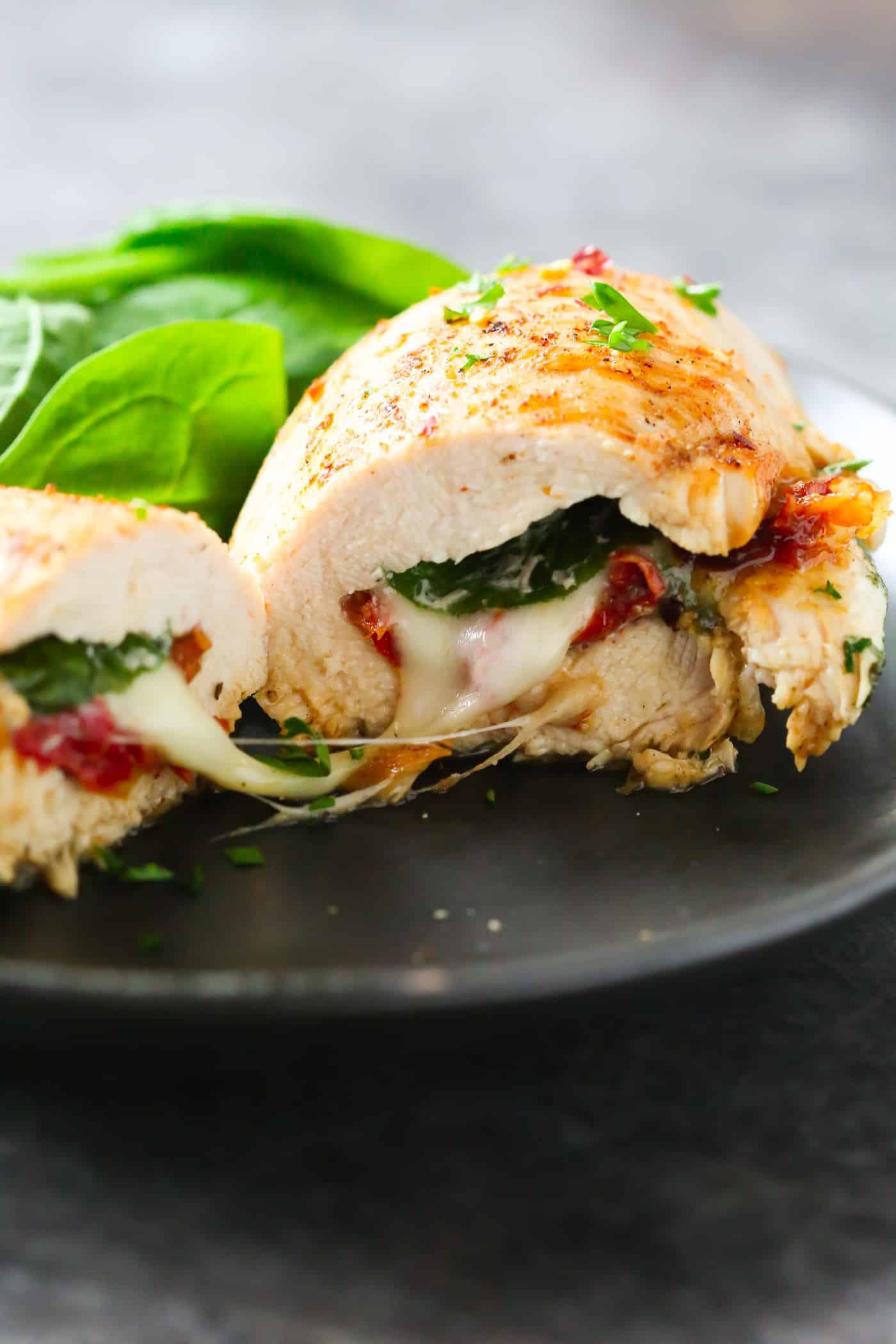 Fullsize Of Primavera Stuffed Chicken