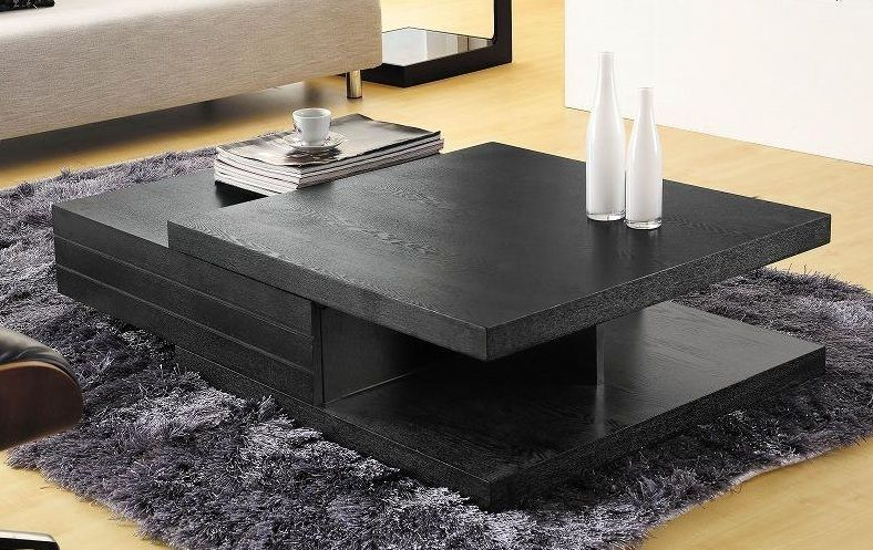 Exclusive designer coffee tables Contemporary living room collection - contemporary tables for living