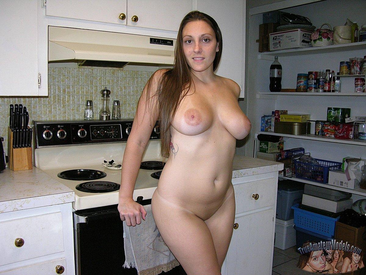 true amateur models skinny