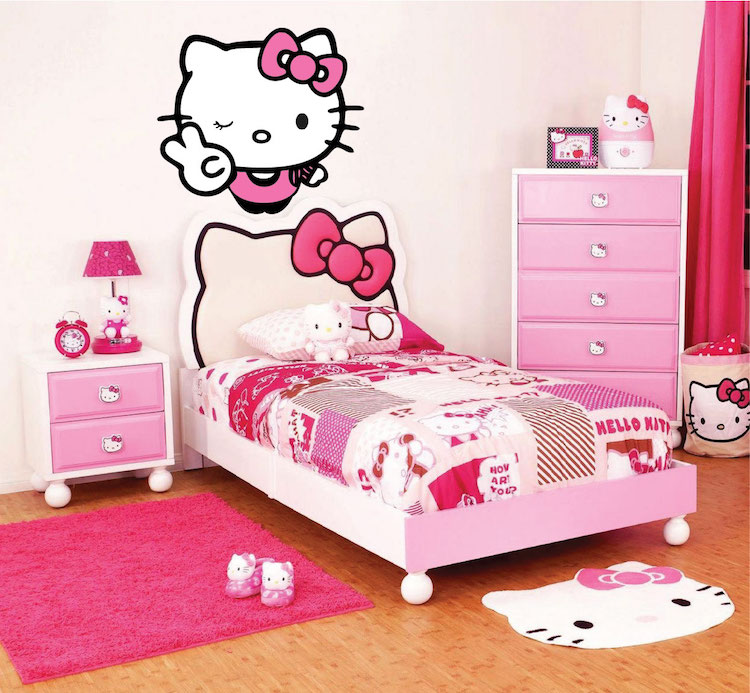 Hello Kitty Wall Decal