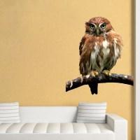 Owl Wall Decals - talentneeds.com