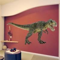 Dinosaur Wall Decal _ TRex Decal _ Animals Wall Decal ...