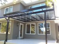 Aluminum Patio covers, fabric awnings aluminum Railings