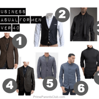 Men's Fashion Over 40 | Business Casual and What It Means Today