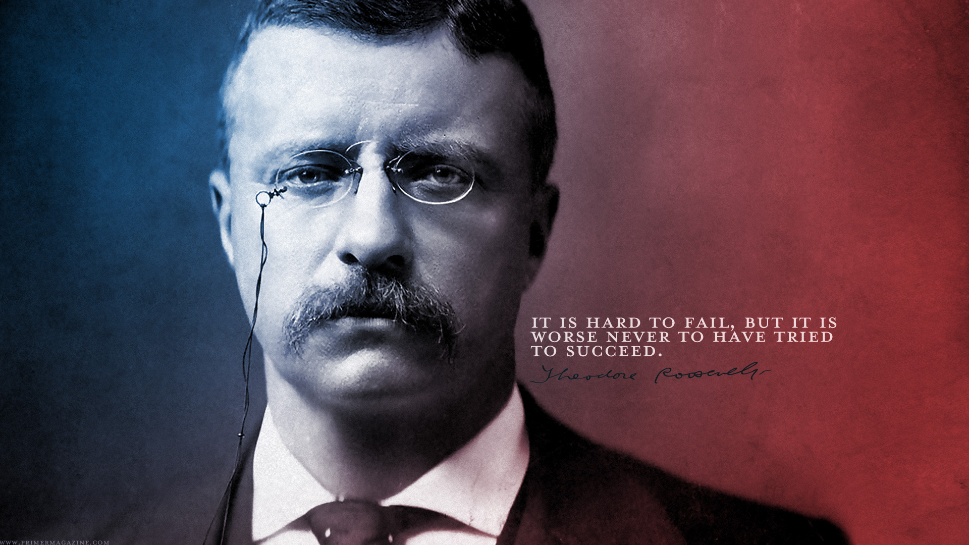 Self Motivation Quotes Wallpaper Wednesday Wallpaper Failure Vs Success By Teddy Roosevelt