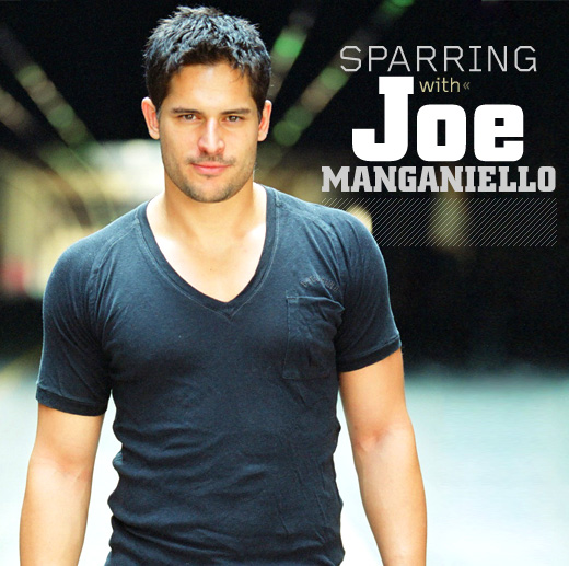 Best Free Live Wallpapers Iphone X Sparring With Joe Manganiello