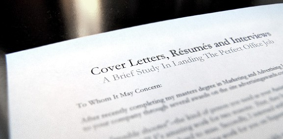 Cover Letter For Millwright Resume