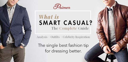 What is Smart Casual? A Complete Guide with Lots of Outfit Examples