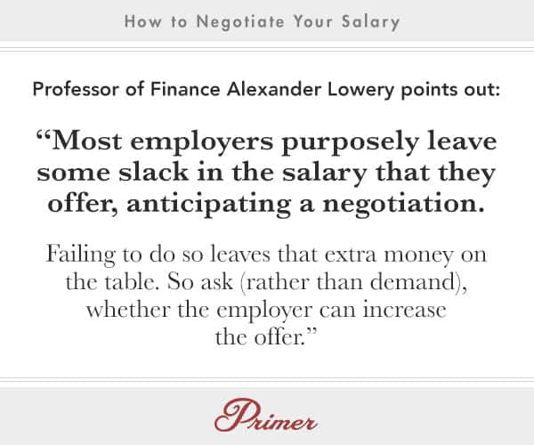 How to Negotiate Your Salary The Ultimate Bag of Dirty Tricks