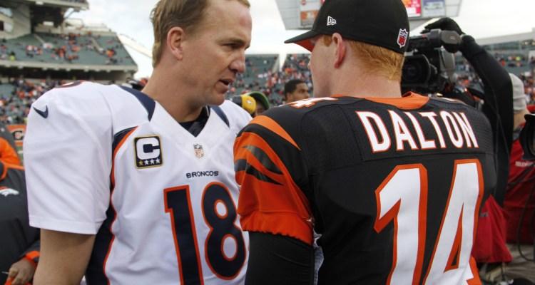 Broncos vs Bengals