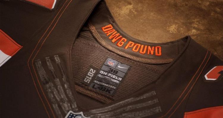 Browns Nuevo Uniforme 2