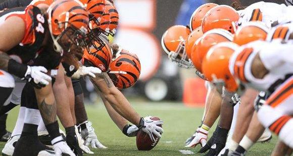 Browns vs Bengals