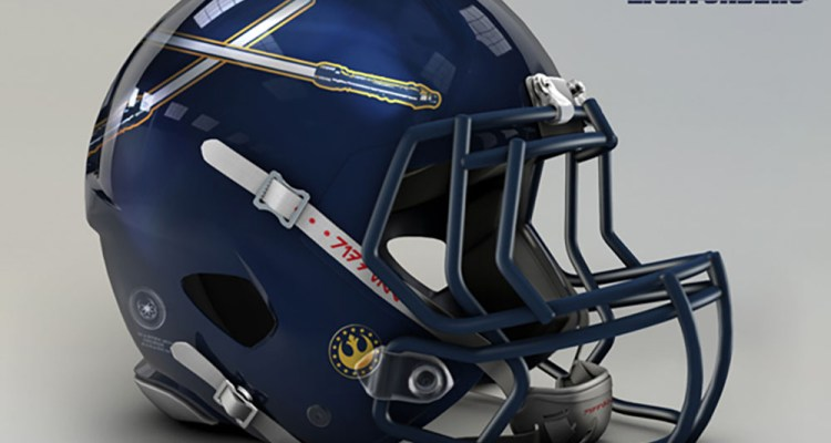 Chargers Star Wars