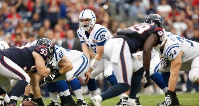 Colts vs Texans