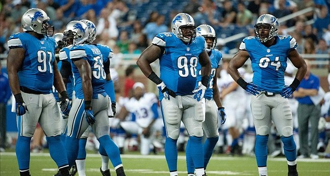 Detroit Lions Defense