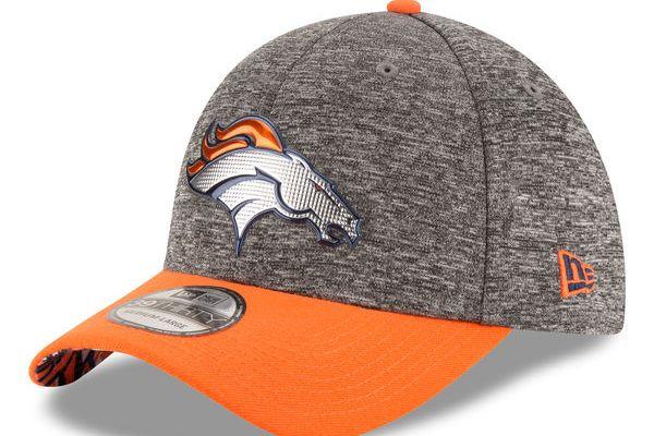 Gorra New Era Draft 2016 Broncos