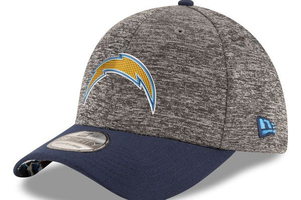Gorra New Era Draft 2016 Chargers