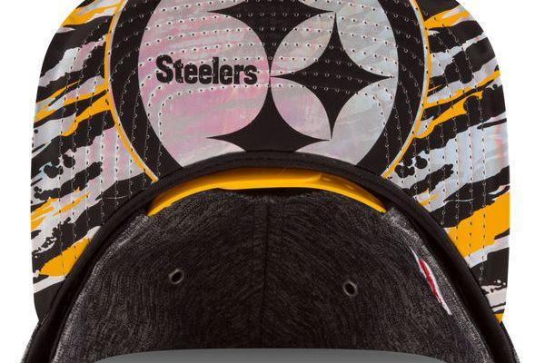 Gorra New Era Draft 2016 Steelers 2