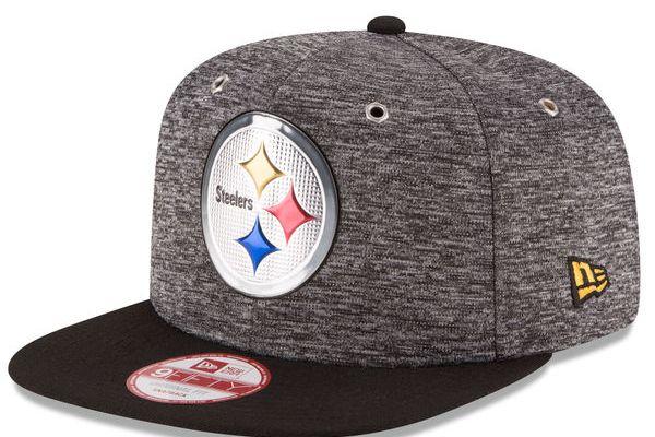 Gorra New Era Draft 2016 Steelers